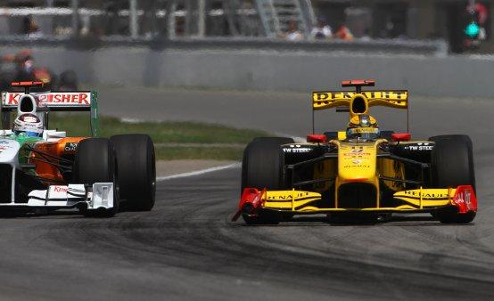 Renault F1: Una gara difficile in Canada ma Kubica di nuovo a punti
