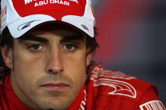 Fernando Alonso: Dopo tanto tempo di nuovo in prima fila