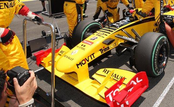 Renault ancora senza F-duct