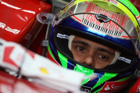 Felipe Massa: Soddisfatto di questo terzo posto nelle qualifiche del GP di Germania