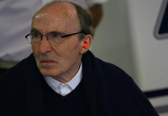 Frank Williams non si ritirerà dalla F1