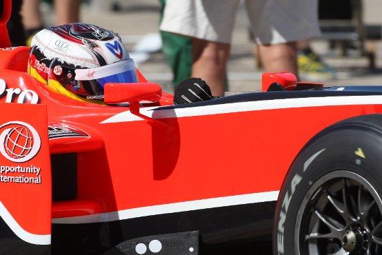 Virgin Racing: Glock alla ricerca del giusto set-up. Libere produttive per di Grassi