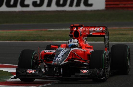 Virgin: Piu' vicini alla rivale Lotus nel Gran Premio di Gran Bretagna
