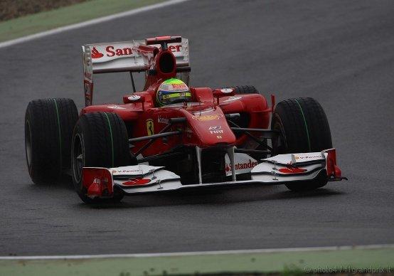 "Massa: ""Ferrari in crescita in Germania"""