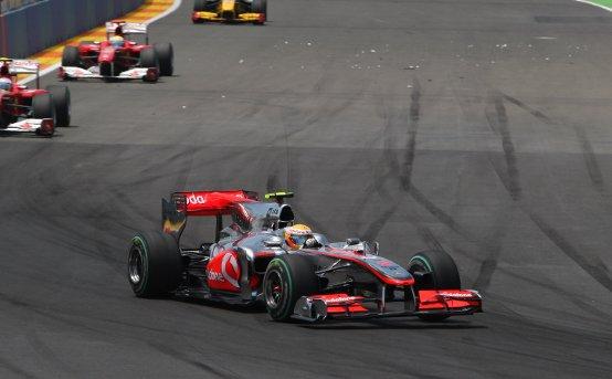 """McLaren: """"Non servono norme per cambiare la procedura della SC"""""""