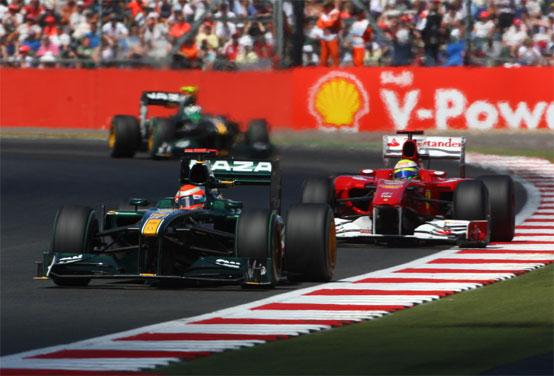 I piccoli team di Formula 1 contrari al ripristino dei test