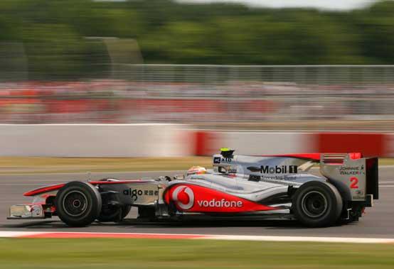 GP Germania: Anteprima McLaren