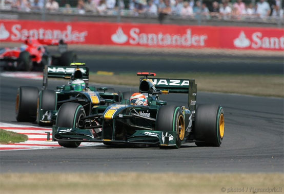 Lotus-Renault: continuano le voci