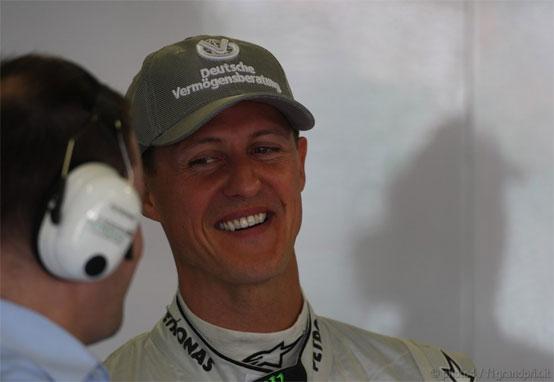 """""""Effetto Schumacher"""" positivo sulle vendite dei biglietti per il GP Germania"""