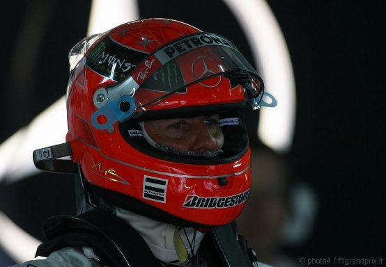 Schumacher punta ad un posto tra i primi 5 ad Hockenheim