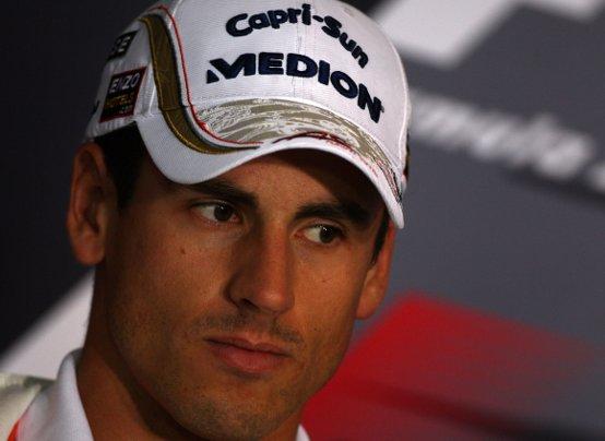 GP Germania, Prove Libere 1: miglior tempo per Sutil, incidente per Hamilton