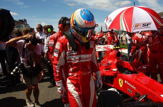 Ferrari continuerà lo sviluppo della F10
