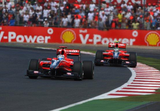 Virgin Racing: Un ritiro e un 18mo posto a Silverstone