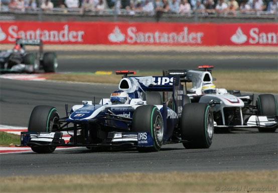 Williams: solo una formalità il rinnovo di Barrichello