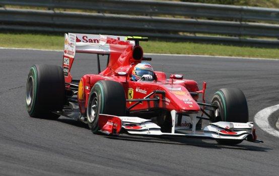 La Ferrari è il team con la vettura piu' affidabile