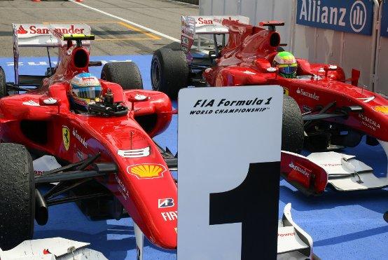 Per Berger e Piquet la Ferrari fa bene a favorire Alonso