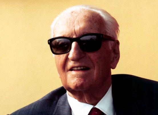 In memoria di Enzo Ferrari