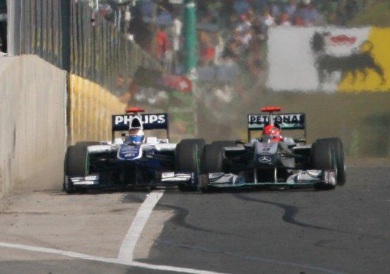 """Berger: """"La manovra di Schumacher su Barrichello molto comune in passato"""""""