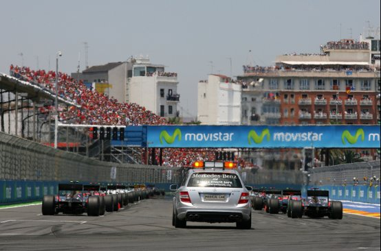 Calendario 2011: Valencia attende l'annuncio ufficiale
