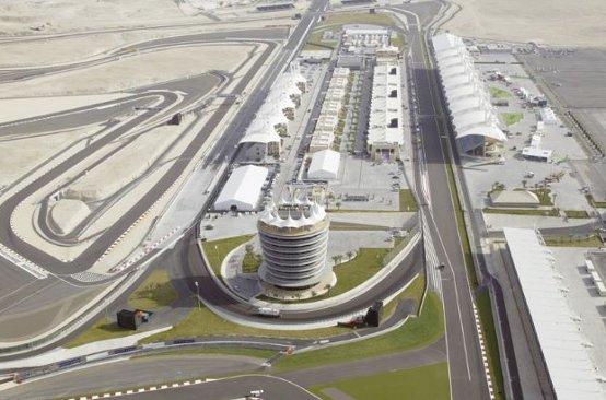 Per il 2011 la pista del Bahrain tornerà alla configurazione originale