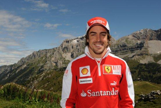 """Alonso: """"In vacanza ma senza staccare completamente la spina"""""""