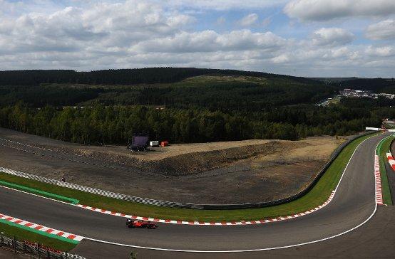 Ferrari: Verso il Gran Premio del Belgio