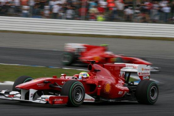 Ordini di scuderia: Nuove prove radio contro la Ferrari