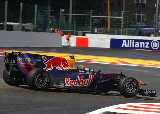 GP Belgio, Prove Libere 3: miglior tempo per Webber