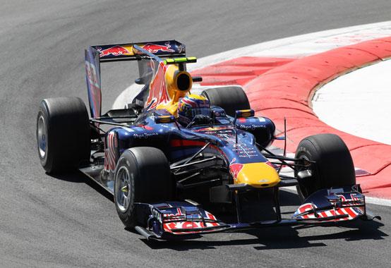 Red Bull, Webber solo sesto nelle libere a Monza ma resta ottimista