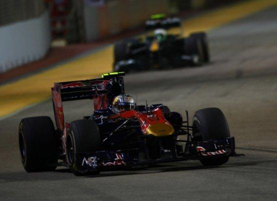 Gara tribolata per i piloti Toro Rosso a Singapore