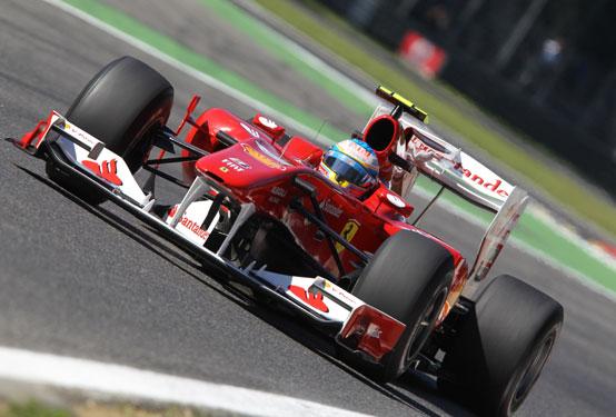 """Alonso: """"La Ferrari lotterà per la vittoria a Monza"""""""