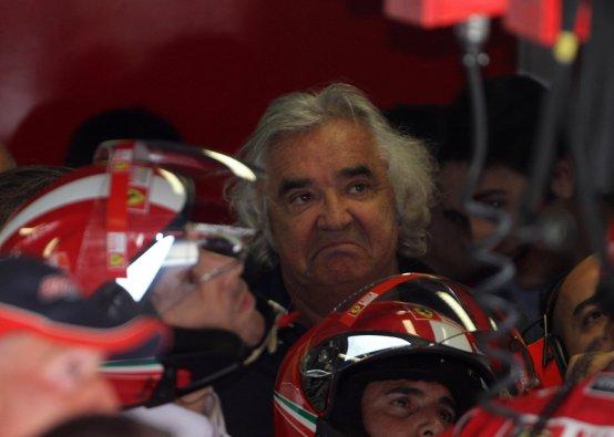 Briatore-Ferrari: Continuano le voci