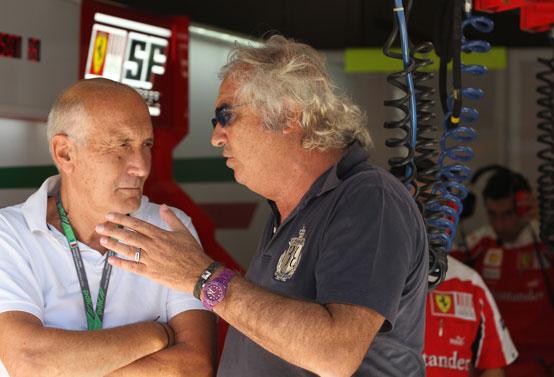 """Briatore: """"Impossibile abbattere i costi in questa F1"""""""