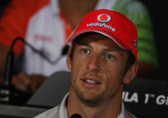GP Italia, Prove Libere 1: Button al comando a Monza