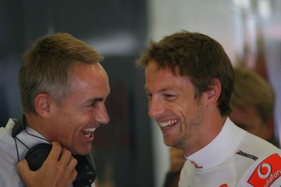 McLaren: Singapore tappa cruciale per il titolo