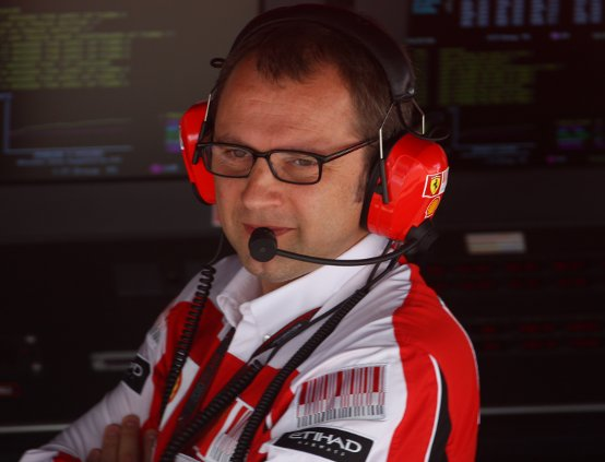 Domenicali: Invariata la gerarchia dei piloti Ferrari