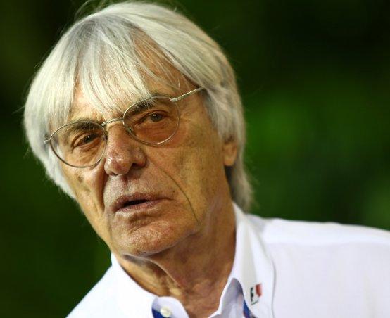 Ecclestone: Formula 1 in HD dal 2011