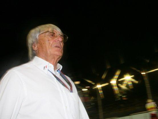 Ecclestone scommette su Webber per il titolo 2010