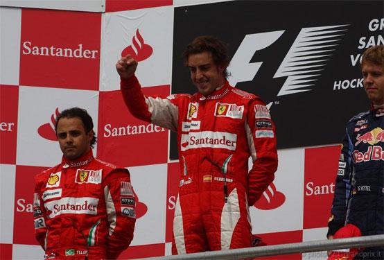 FIA: Ferrari graziata, regola su ordini di scuderia rivista a fine 2010
