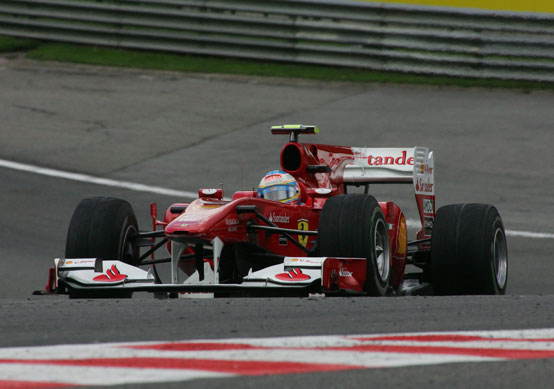 Ferrari, ultime chances a Monza