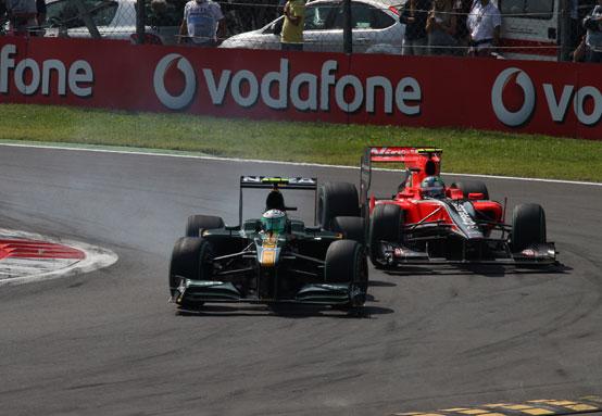 """Cosworth: """"Lotus non avrà i nostri motori in F1 nel 2011"""""""