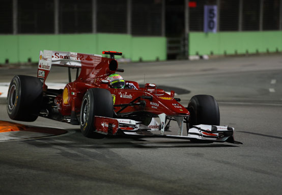 """Massa: """"Gara complicata da un problema al cambio"""""""