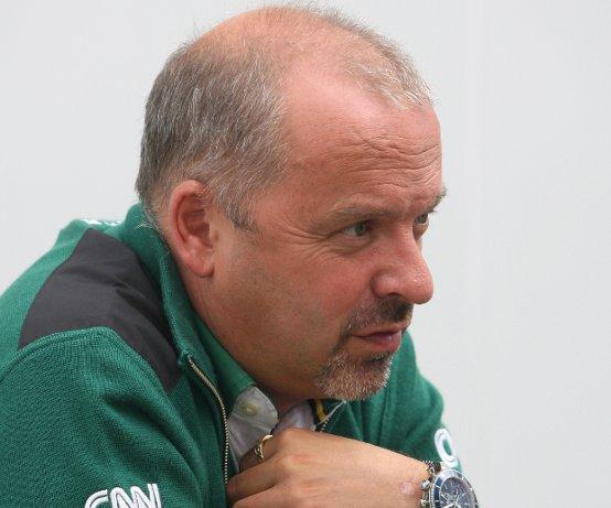 Gascoyne rinnova con Lotus fino al 2015