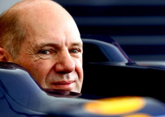 Newey progetta una vettura in grado di battere una F1
