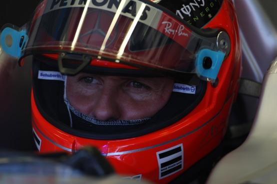Schumacher entusiasta all'idea del debutto in notturna