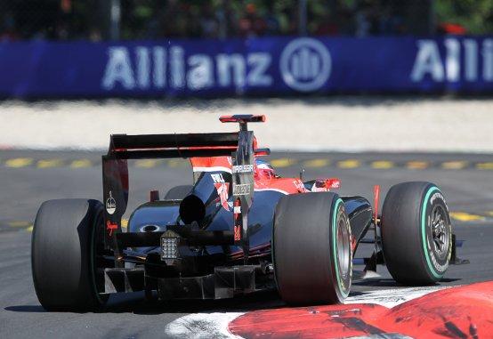 Virgin Racing: Buona gara a Monza per Glock, delusione per di Grassi