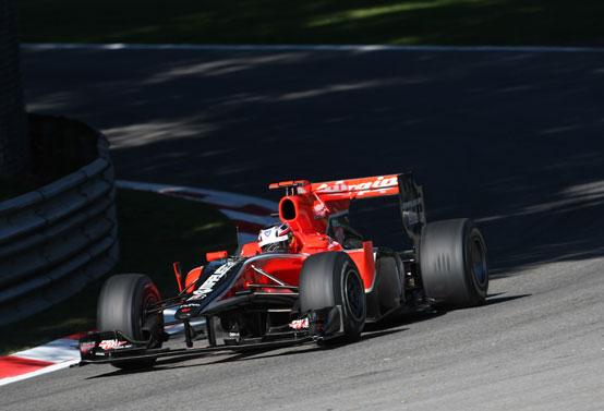 Virgin: un venerdì di prove libere produttivo a Monza