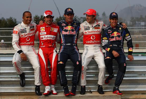 Per Berger Alonso è il favorito del mondiale