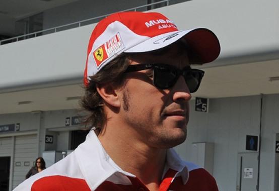 Alonso: Ancora in cinque in lotta per il titolo