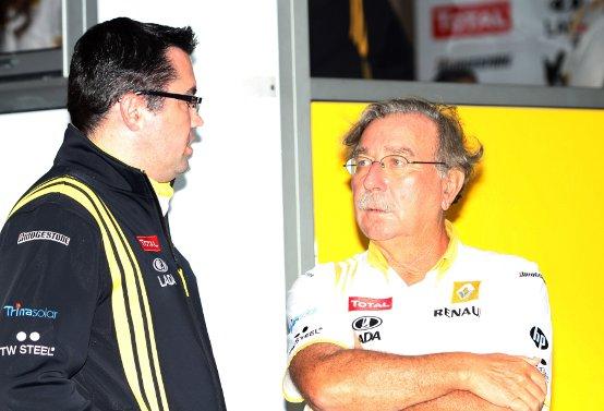 Renault ancora direttamente coinvolta in F1